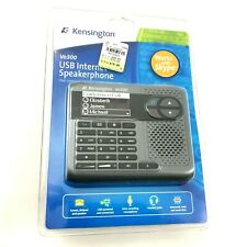 Kensington Vo300 Usb Internet Speakerphone for use with Skype software K33378Us