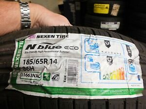 New Old stock Nexen N Blue Eco 185/65/R14 86H Tyre  TW
