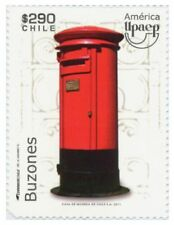 Chile 2011 #2469 America UPAEP serie Buzones MNH