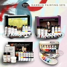 Multi-Coloured Oil Paints