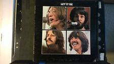 Let it Be-Beatles-Apple-AR34001-Red-1st Press-CLIP-LP-NonProfit Org