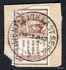 BENTLEIGH EAST SE 15 VIC 245P12JA62 CDS Australia Stamp Postmark