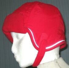 Beanie One-Size-Fits-All Red Faded Glory Hat (Winter Cold)