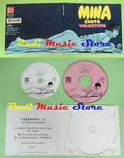 CD Singolo MINA canta valentina 1994 DIGIPACK N. 0653 RARO no mc lp dvd (S1)