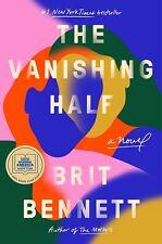 BEST SELLER - The Vanishing Half : A Novel by Brit Bennett (2020, Hardcover)