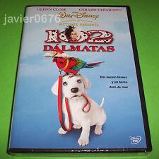 102 DALMATAS DISNEY DVD NUEVO Y PRECINTADO