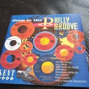 Deep In The Philly Groove - Various Artists CD KENT SOUL SWEET PHILLY 24 TRACKS