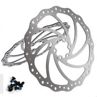 Bike Disc Brake Front&Rear Disc 140/160/180/203mm Rotor Kit for Mountain Bicycle