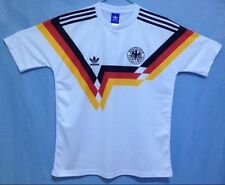 West Germany 1990 Shirt XL  Deutschland World Cup Amazing Quality