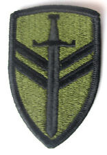 US Army Aufnäher United States Patch Forces USA Armee Sergeant Sword