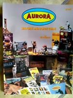 AURORA HISTORY AND PRICE GUIDE, GLENCOE MODELS CATALOG, DIE CAST 1993 CATALOG