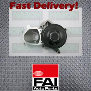 FAI Water pump fits Land Rover M57D30 306D TD6 Range Rover SERIES 3