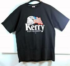 John Kerry T-Shirt 2004 Presidential Campaign NEW XL Tee X-Large Edwards