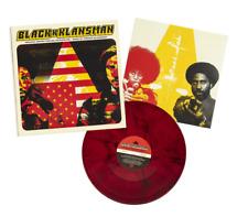 Blackkklansman Original Movie Soundtrack Vinyl Record LP Red & Black Variant