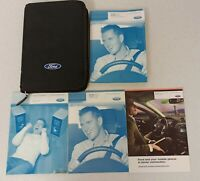 FORD GALAXY S-MAX HANDBOOK OWNERS MANUAL WALLET 2015-2018 PACK