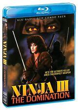 New! Ninja III: The Domination (Blu-ray + DVD)