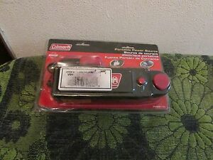 NEW, 2005 COLEMAN PORTABLE POWER SOURCE FOR 12 VOLT ACCESSORIES. LIGHTER PLUG