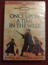 Once Upon a Time in the West (Dvd, 2003, 2-Disc Set, Special Collectors Edition)
