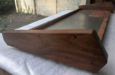 Roland Juno 6 60 Wooden Case Analog Synthesizer Solid Walnut Excellent Build
