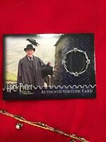 Harry Potter & the Prisoner Of Azkaban Authentic Costume Card Cornelius Fudge