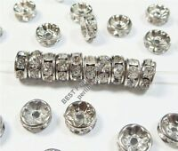 Hilo de silicona joyas hilo 0,5mm transparente alambre Crystal thread DIY c138