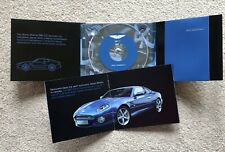 Aston Martin DB7 GT Press Kit 2002  2003MY With CD ROM, Hard To find