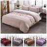 Duvet Cover Quilt Cover Bedding Set Pillow Case Single Double King Size Printing