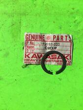 NOS Kawasaki 92033-022  F5 F6 F7 F8 F81 KE175 KD175  Circlip