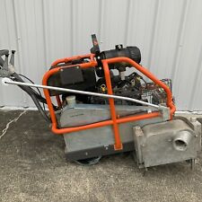 2018 Husqvarna Soft-Cut 4000 Concrete Saw Entry Self Propelled Walk Behind