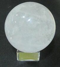 Crystal Quartz Ball Prosperity Stone 150 to 300 gm - Reiki & Healing Crystals