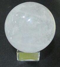Crystal Quartz Ball Prosperity Stone 150 to 300 gm - Reiki & Healing Crystals