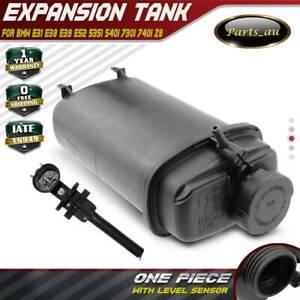Coolant Expansion Tank w/ Cap for BMW E31 E38 E39 E52 Z8 535i 540i 730i 740i