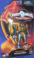 "Power Rangers Mystic Force Solar Streak 6"" Megazord Factory Sealed 2006"