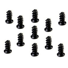 20Pcs Black PC Case Cooling Fan Mount Grill Guard Screw For Fans 70mm 80mm 120mm