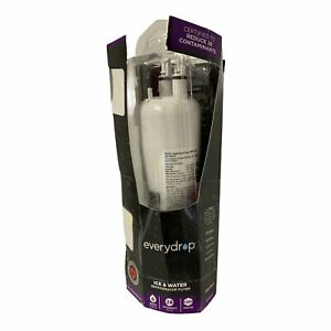 EveryDrop by Whirlpool 10383251 Refrigerator Water Filter (Pack of 1), Purple