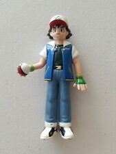 Pokemon Ash Ketchum TOMY Figure - 1998 Authentic Original