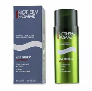 Biotherm Homme Age Fitness Advanced Anti-Aging Care Men's Cream 1.69 oz.
