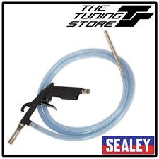 Sealey SSG9E Sandblasting Gun Economy Bulk Pick Up 6mm Nozzle Sand Blaster Hose