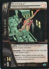 Marvel VS CCG - Marvel Knights - Elektra #182 Foil