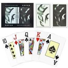 COPAG 100% plastic Peace Series playing cards - Bridge/Jumbo - double deck