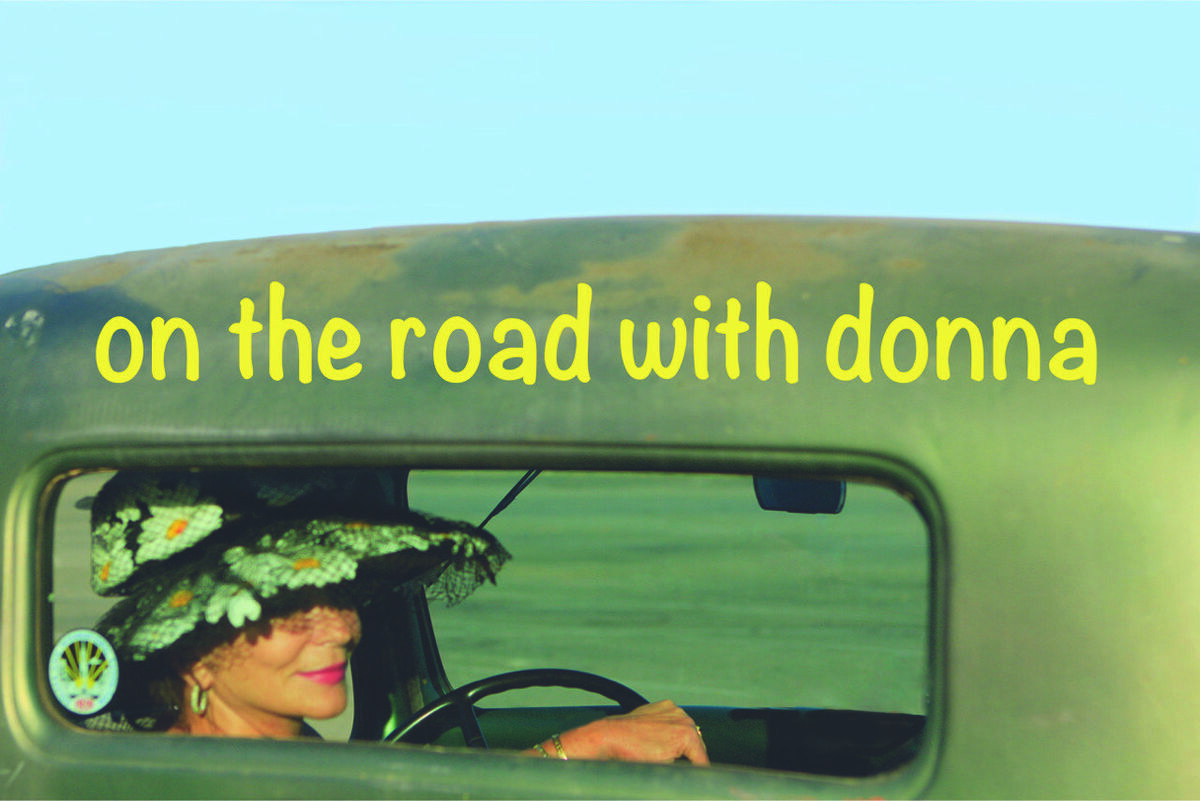 On The Road With Donna