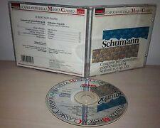 CD SCHUMANN - CONCERTI PER PIANOFORTE OP 54 SINFONIA N4 OP 120
