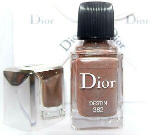 Christian DIor DIOR Vernis Nail Color 382 Destin New