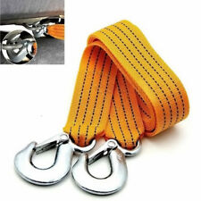 3M Emergency Heavy 3 Ton Car Towing Strap Tow Rope Hauling cable Haulage ropes