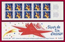 FRANCE CARNET CROIX ROUGE 1997 N°2046** NEUF LUXE RED CROSS STAMP BOOKLET
