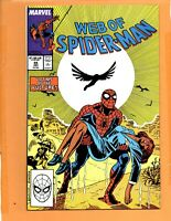 Web Of Spider-Man #45  Vulture !!! VF+ to VF/NM