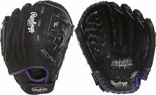 """Rawlings Highlight Series 12.5"""" Fastpitch Softball Glove, Right Hand Thrower"""