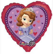 """Sofia The First 18"""" Anagram Balloon Birthday Party Decorations"""