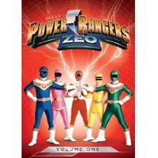 Power Rangers Zeo Volume 1 Vol. One Region 1 New DVD (3 Discs)