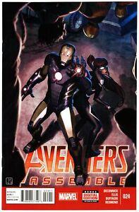 Avengers Assemble (2012) #24 NM-